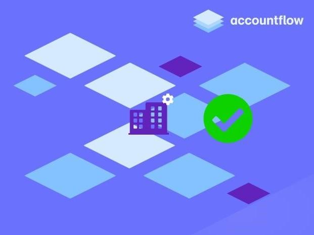 Accountflow avstemming på nett
